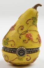 Boyds Bears Treasure Box Aubrey's Gourd Oakley McNibble Enesco Fall Autumn N