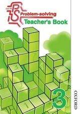 Can Do Problem Solving Year 3 Teacher's Book by Sarah Foster, Lynsey Ankers...