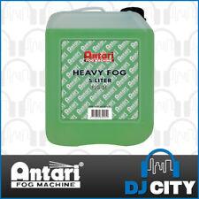 Antari FLG5 Heavy Fog Fluid 5 Litre Bottle
