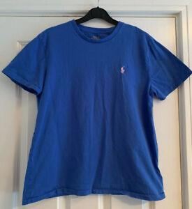 Polo Ralph Lauren T-Shirt - Medium Blue