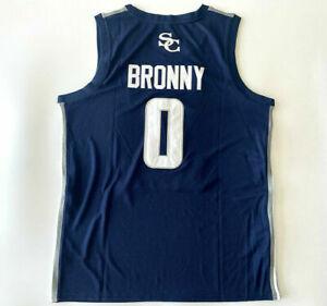 Men Bronny James #0 Sierra High School Basketball Jersey Stitched