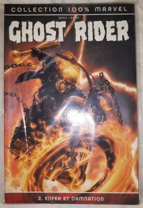 Ghost rider 2 - Enfer et damnation  - 100% Marvel - 2007 - Comics