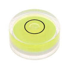 2x Plexiglas Dosenlibelle Durchmesser 25mm, Höhe 10mm,  Lieferung aus DE