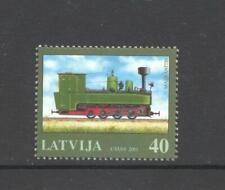 Latvia 2001 SG 558 Narrow Gauge Railway MNH
