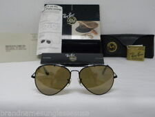 Vintage B&L Ray Ban The General Black RB-50 50th Anniversary W0511 Outdoorsman