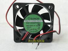AVC DA05015R12H 5015 50mm x 15mm Hydraulic Cooler Cooling Fan 12V 0.2A 3Pin B146