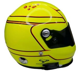 Simon Pagenaud Team Penske IndyCar Special Edition Full Scale Display Helmet NWT