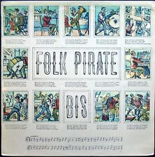 FOLK PIRATE BIS GROUPE FOLK RARE 33T LP EXPRESSION SPONTANEE 54