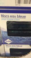 lot revendeur destockage Palette/Solderie De 20 Blocs Eau Bleu WC Petit Prix