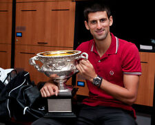 Novak Djokovic UNSIGNED photo - E126 - SEXY!!!!!