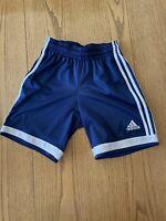 Adidas Clima365 Athletic Shorts Men's Small 30 Slim Skinny Fit Navy Blue