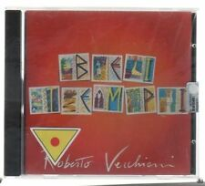 ROBERTO VECCHIONI BEI TEMPI CD MADE IN ITALY SIGILLATO!!!