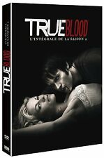 28687// TRUE BLOOD SAISON 2 - COFFRET 5 DVD NEUF SOUS  BLISTER