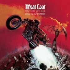 MEAT LOAF  - BAT OUT OF HELL CD + DVD 25TH ANNIVERSARY