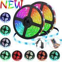 16Ft 5M 3528RGB waterproof SMD 300LED Light Strip Flexible Ribbon Tape lamp x 07