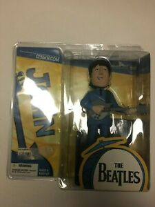 New 2004 John Lennon Figure The Beatles Cartoon Series McFarlane Toys Sealed