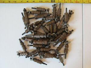 "Aircraft tools 1/4"" draw clecos aplenty"