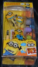 Minions Despicable Me Headphones Head Phones Earbuds Ear Buds Tablet & Phone NEW