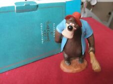 "Walt Disney Classic Collection Song of the South ""DUH"" Brer Bear Original Box"