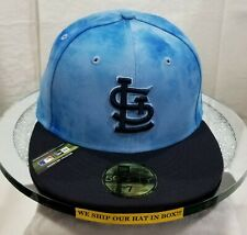 ST.LOUIS CARDINALS~NEW ERA~59FIFTY~AUTHENTIC~ON-FIELD~FATHER'S DAY COLLECTION