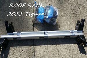 2011 Volkswagen Tiguan Roof Rack