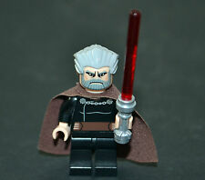Lego Star Wars Minifigure Count Dooku Clone Wars 7752 9515
