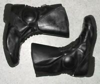 """"""" POLO """" Motorradstiefel / Biker- Boots / Stiefel in schwarz Gr. 40"""