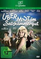 ÜBERMUT IM SALZKAMMERGUT - BACKUS,GUS   DVD NEU
