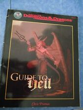 ADVANCED DUNGEON&DRAGONS GUIDE TO HELL