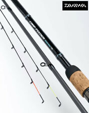 New Daiwa D Carp Feeder / Quiver Fishing Rod - All Models