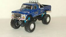 dcp/greenlight Bigfoot monster truck with smaller tires new no box 1/64