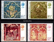 GB 1976 Christmas Complete Set SG1018 - 1021 Unmounted Mint