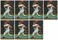 (7) 1992 Stadium Club Dome Baseball #144 Kirby Puckett Minnesota Twins Card Lot