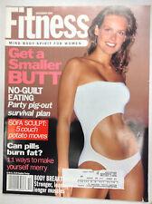 Fitness Magazine Get A Smaller Butt No Guilt Eating December 1999 080917nonr
