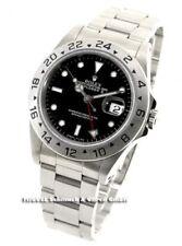 Mechanische (automatische) Rolex Armbanduhren mit Datumsanzeige und Explorer II