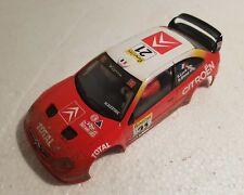 qq CARROSSERIE 6104 SCALEXTRIC CITROËN XSARA WRC EFFET EAU #21 MONTE CARLO LOEB