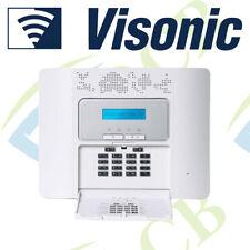 Visonic PowerMaster PG2 30 Wireless Burglar Alarm Control Panel 64 Zone GSM