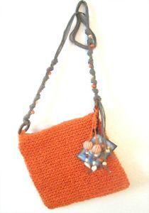 Sun'n'Sand - Portola Brights - Crossbody Handbag - Orange - NWT