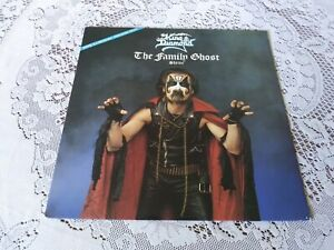 KING DIAMOND. THE FAMILY GHOST. SHRINE. ROADRACER. RR 125476. 1987.