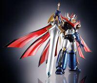 BANDAI Super robot alloy Chogokin MAZINGER Mazin Emperor G Figure NEW!
