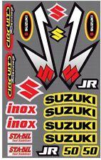 STICKER KIT FITS SUZUKI JR50 1983 to 2008