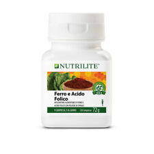 AMWAY Ferro e Acido Folico (120 compresse) NUTRILITE™