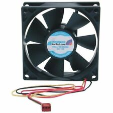 Startech.com 80mm Dual Ball Bearing Computer Case Fan - 80mm - 2500rpm (fanbox2)