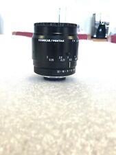 Lens Cosmicar Pentax 50mm 1:2.8 Yf5028 F-Mount