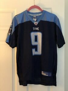 Vintage Tennessee Titans Jersey - Small Adult / Junior - Large 14 - 16 Years