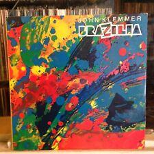 [SOUL/JAZZ]~NM LP~JOHN KLEMMER~Brazilia~{Original 1979~ABC~Issue]~