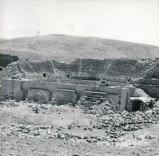 JORDANIE c. 1960 - Cité Antique de Gérasa Théatre du Sud  Djerach  - Div 10187