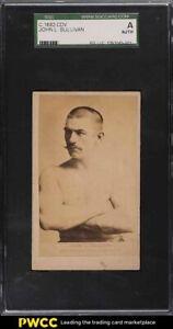 1882 CDV John L. Sullivan SGC AUTH