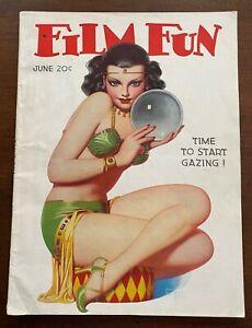 Film Fun Magazine June 1938 Enoch Bolles