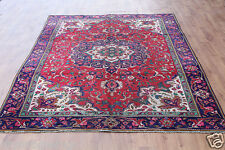 Traditional Vintage Wool Handmade Classic Oriental Area Rug Carpet 295 X 195 cm